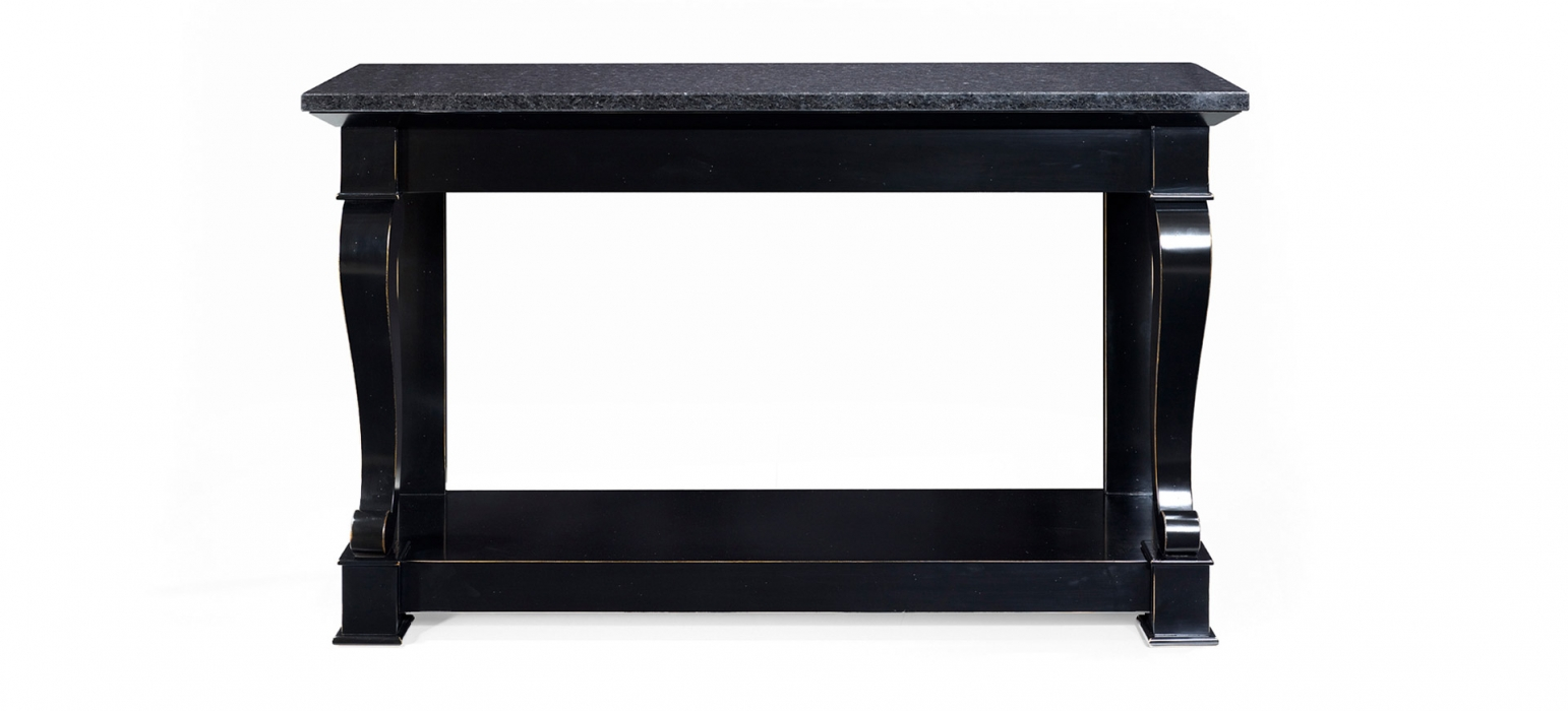 Black Console Tables Console Tables
