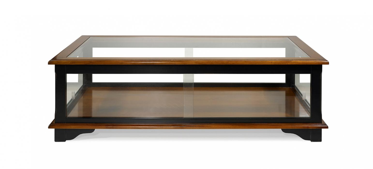 la rochelle glass coffee table coffee tables. Black Bedroom Furniture Sets. Home Design Ideas