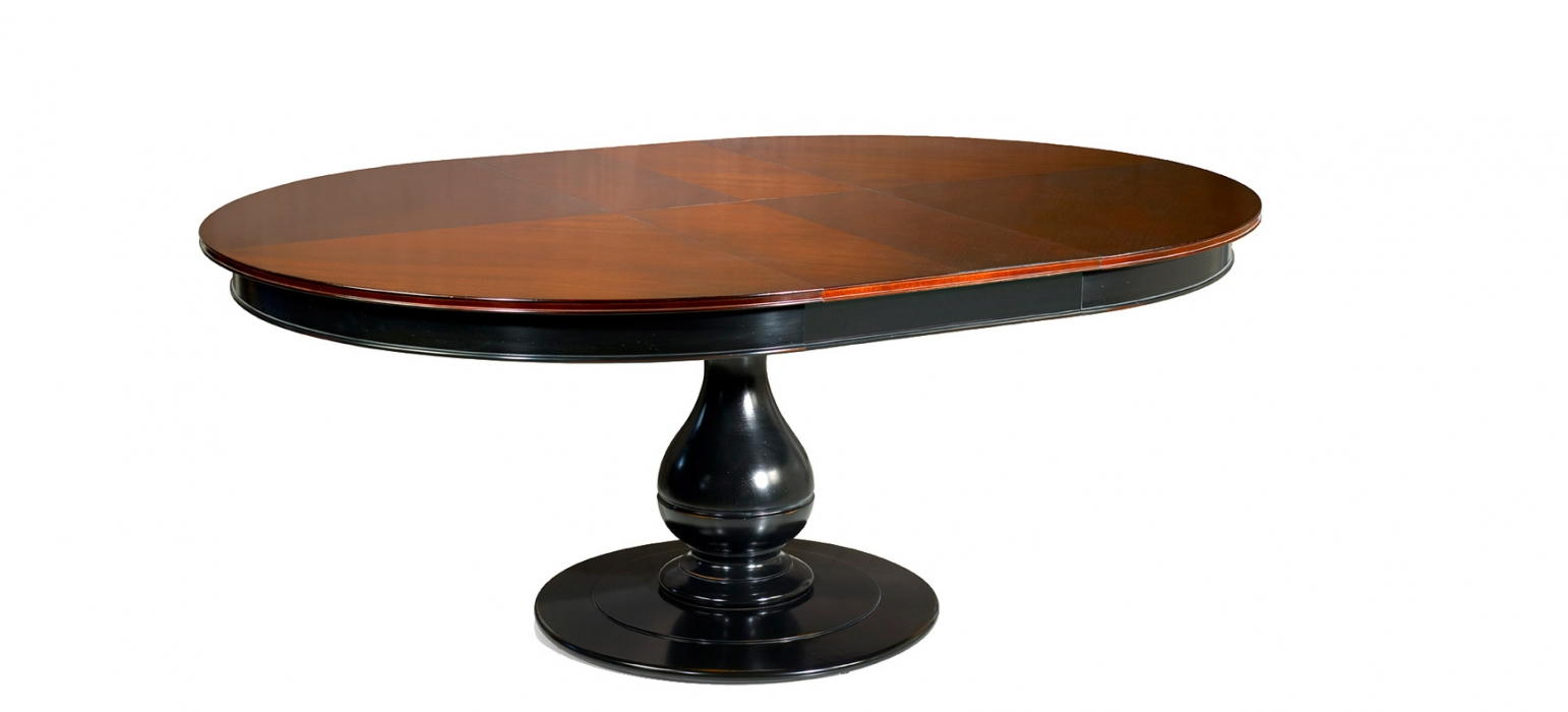 Black Pedestal Dining Table Dining Tables