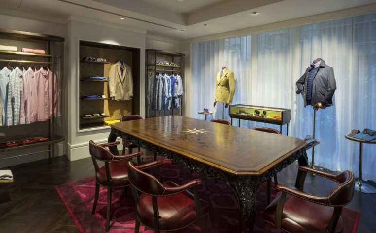Turnbull & Asser, Mayfair