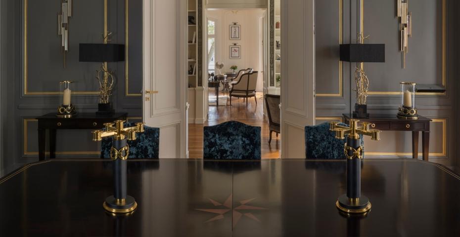 oficina inglesa meubles classiques sur mesure. Black Bedroom Furniture Sets. Home Design Ideas