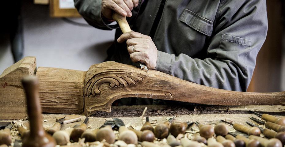 Hand Carving Craftsmanship
