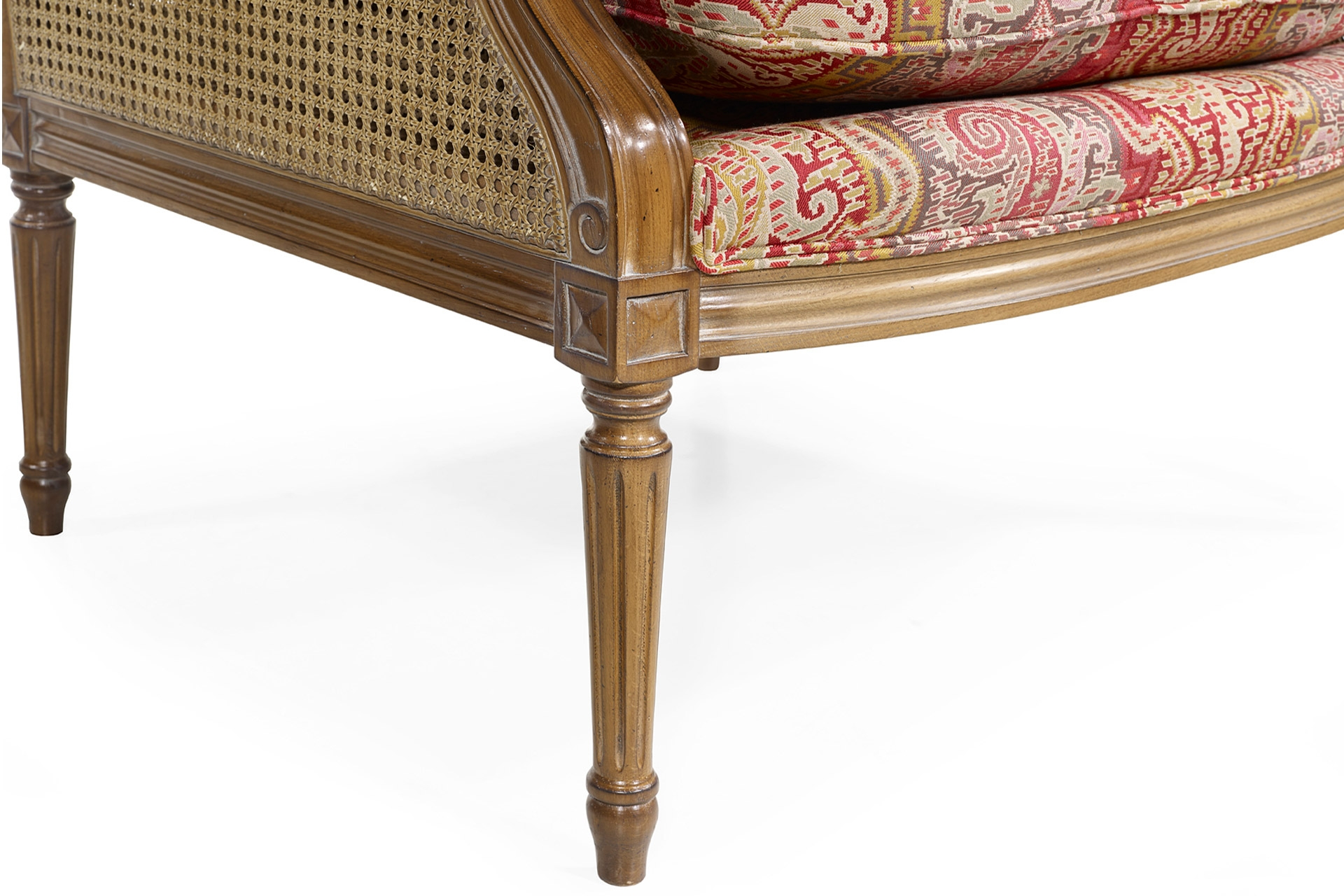 Caned Louis Xvi Armchairs Cologne Armchairs