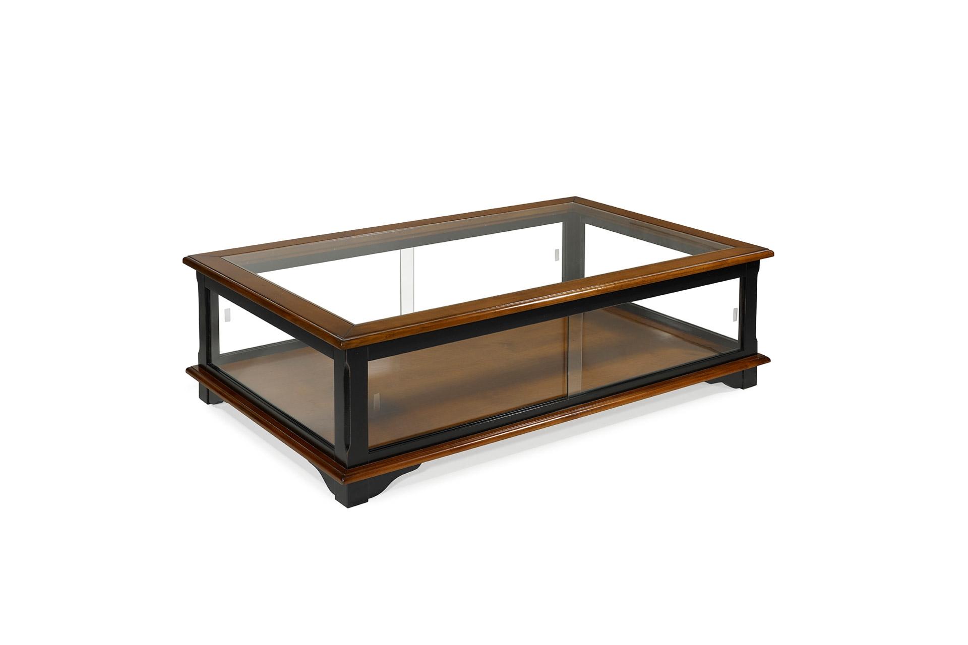 La rochelle glass coffee table coffee tables - La table basque la rochelle ...
