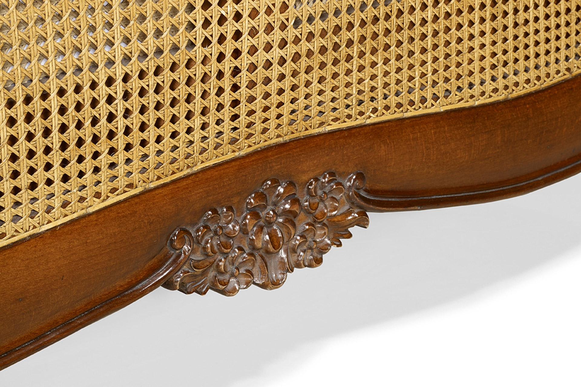 Caned Louis Xv Beds